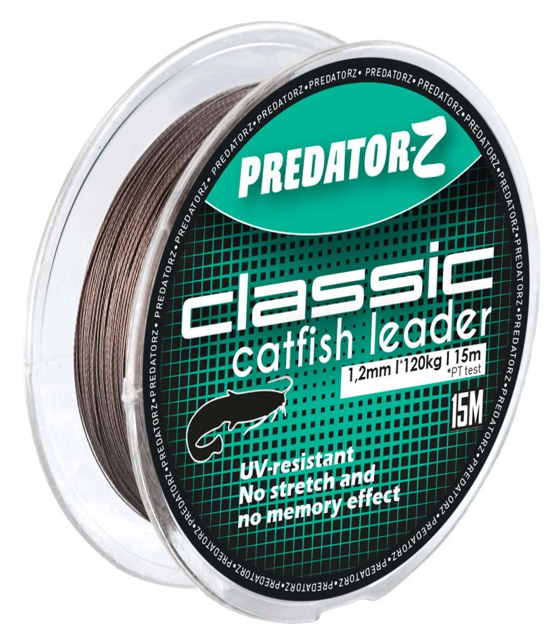 Carp Zoom Predator Z harcsázó előkezsinór