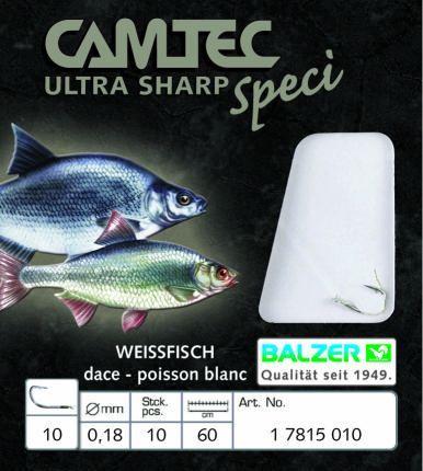 Balzer Camtec Speci Weissfish