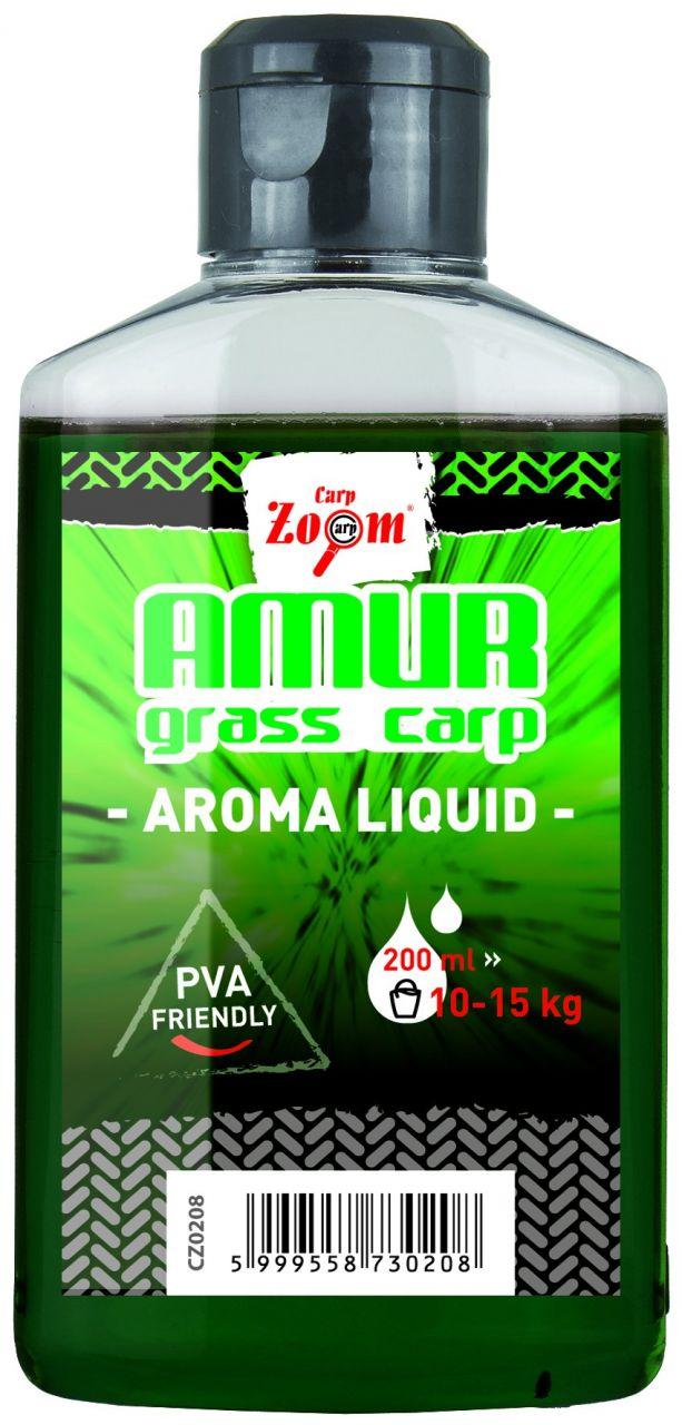 Carp Zoom Amur Aroma Liquid 200ml