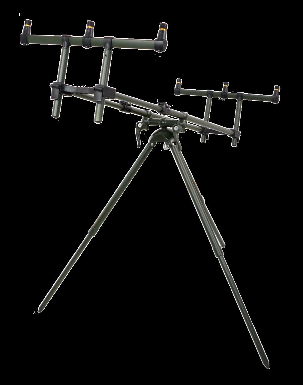 Carp Zoom Fanatic Rod-Pod