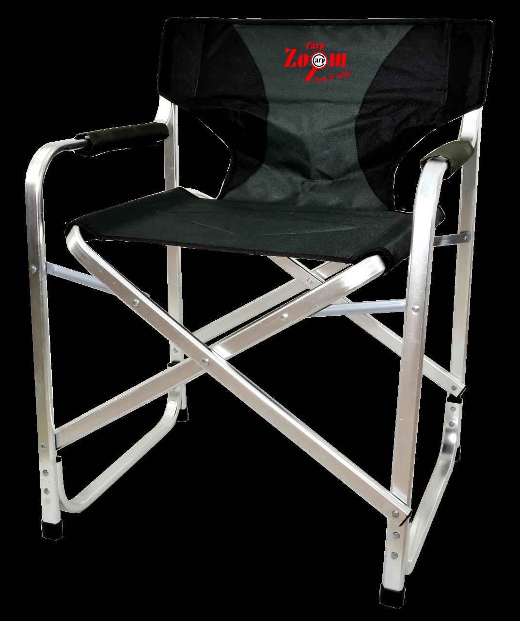 Carp Zoom összecsukható alumínium szék