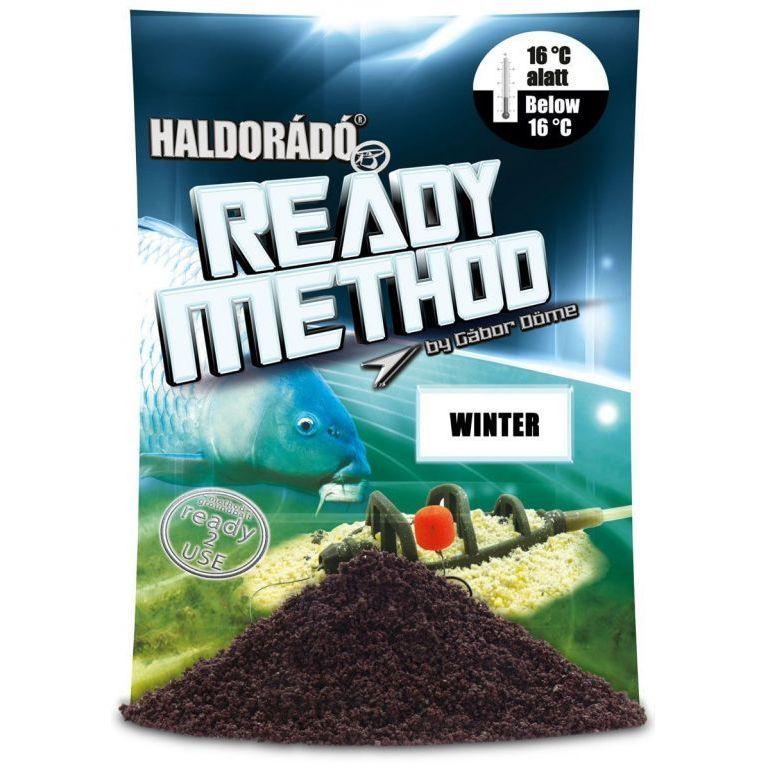 Haldorádó Ready Method etetőanyag 800gr
