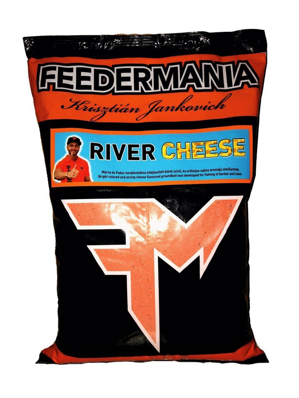 Feeder Mania River Cheese 2500gr