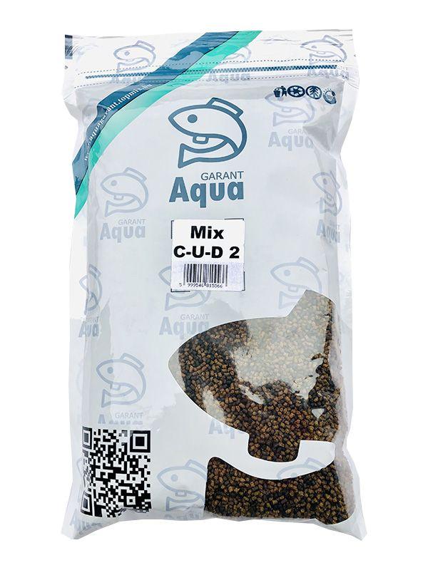 Aqua Garant MIX CUD etetőpellet 1kg