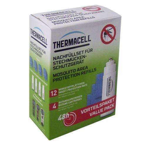 Thermacell szúnyogriasztó utántöltő 48 órás